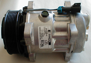auto and truck ac compressor-and aftermarket air